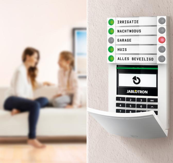Plaats nu een alarmsysteem om uw veiligheid te waarborgen