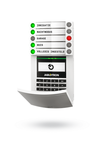 Bedieningsmodule draadloos alarmsysteem