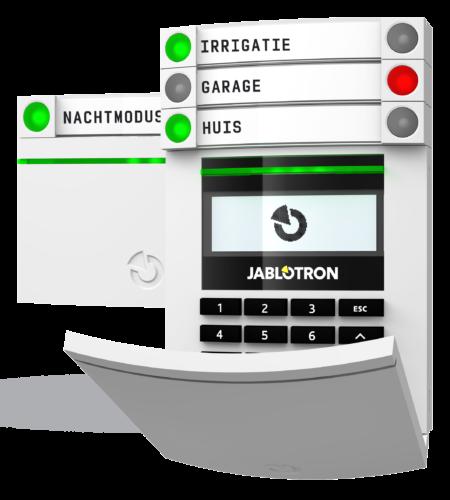Jablotron 100 systeem